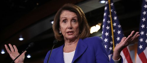 'I'm A Street Fighter': Pelosi Says She Would Have Fought Capitol Rioters