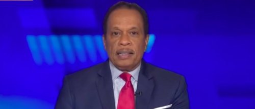 'That Goes Back To Eisenhower': Juan Williams Blows Off Hamas Rocket Attacks On Israel, Says Republicans Are Just Desperate To Attack Biden