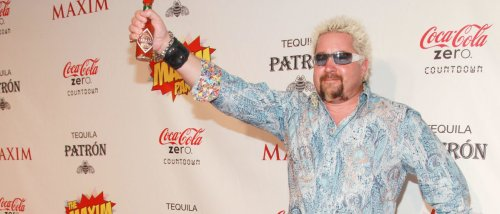 Guy Fieri Becomes One Of Cable TV's Highest Paid Host After Signing 3-Year Deal