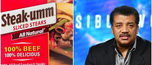 Steak-Umm Brand Sandwich Meat Takes Aim At Neil deGrasse Tyson On Twitter