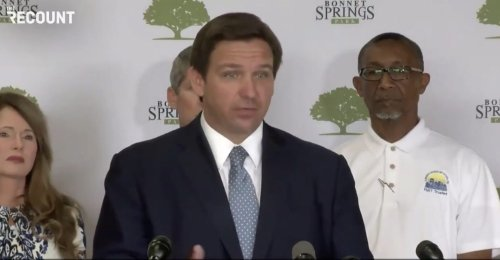 Gov. DeSantis Criticizes Vaccine Messaging: 'If You Get A Vaccine … You're Immune And So, Act Immune'