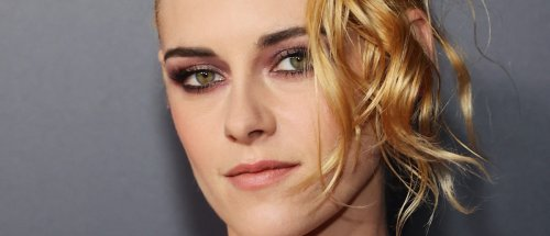 Kristen Stewart Stuns In Daring Tiny Black Bra Top And Semi-Sheer Skirt Combo On Red Carpet