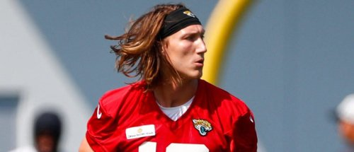 The Jaguars Want People To Be Stupid Enough To Believe Trevor Lawrence Might Not Start At QB