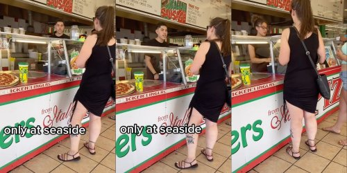 'It's not like employees make the prices': Karen yells at teen pizza workers over 37 cents in viral TikTok