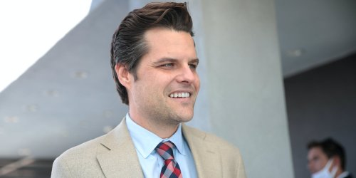 Matt Gaetz mocked for calling himself a 'canceled man' who's 'wanted by the Deep State'