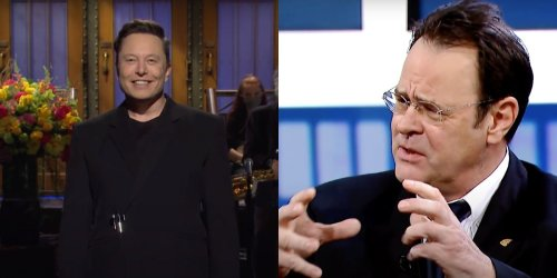 'Dan Aykroyd was the first': Viewers remind Elon Musk that he's not the first 'SNL' host with high-functioning autism