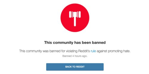 The 'Men Go Their Own Way' Subreddit Has Been Banned