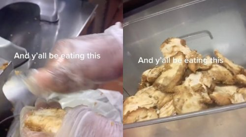 Chick-fil-A worker 'exposes' chicken noodle soup in viral TikTok—and viewers are unimpressed