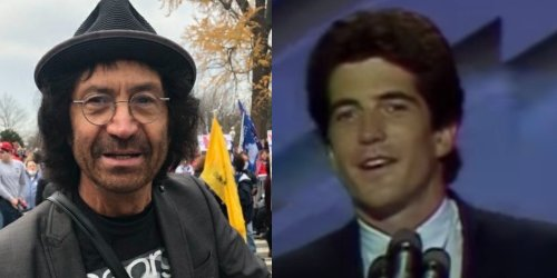 QAnon followers believe this guy is JFK Jr.—and people online can't stop laughing