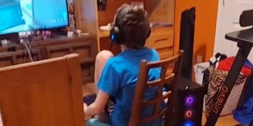 'That's really f*cked up': TikToker films 12-year-old brother eviscerating gamer for being homophobic