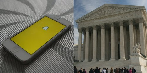 Supreme Court Sides With Student Over Snapchat School Messages