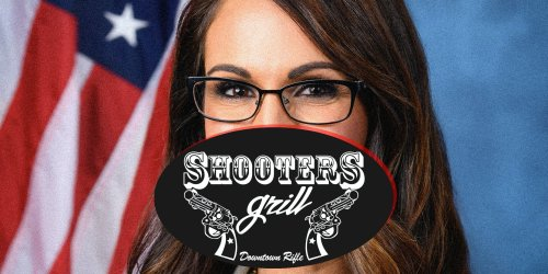 Lauren Boebert Lost The Rights To Her Pro-Gun Restaurant's Logo