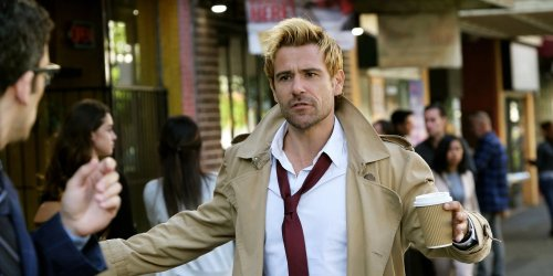 DC's Constantine will leave 'Legends of Tomorrow' because J.J. Abrams is rebooting the character
