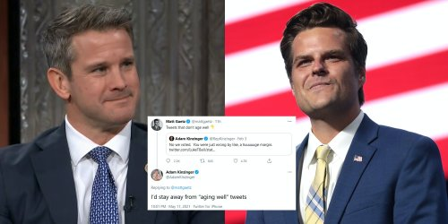 Fellow Republican goes in on Matt Gaetz sex scandal with 'aging well' burn
