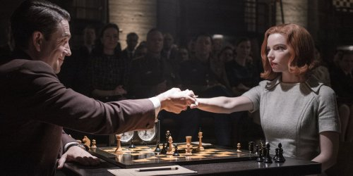 Female chess champion sues Netflix over 'The Queen's Gambit'