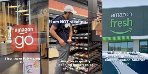 'I can't wait to steal from this': Everybody is ready to raid Amazon stores that don't have employees