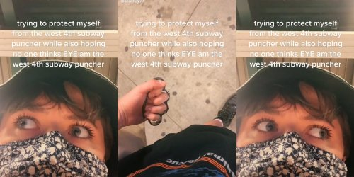 NYC TikTok on edge over the West 4th 'puncher'