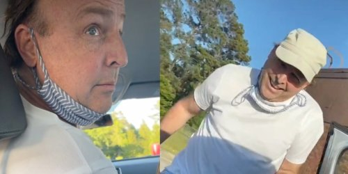 'He wouldn't let us out': Video shows Uber driver hurling racist remarks at two Black women