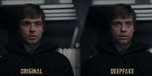 'The Mandalorian's surprise appearance gets a deepfake edit