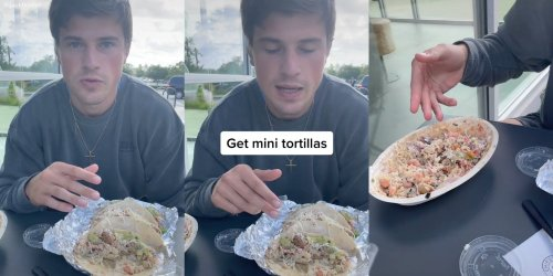 'This is just common knowledge at this point': TikToker reveals why you should always order the bowl at Chipotle