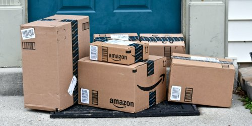 An Amazon warehouse destroys hundreds of thousands of items every week