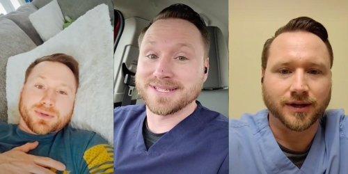 'Sucks to suck': TikToker exposes nurse's 'hateful' videos, allegedly gets him fired