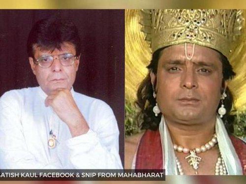 Actor Satish Kaul of Mahabharat fame dies of COVID-19 at 74