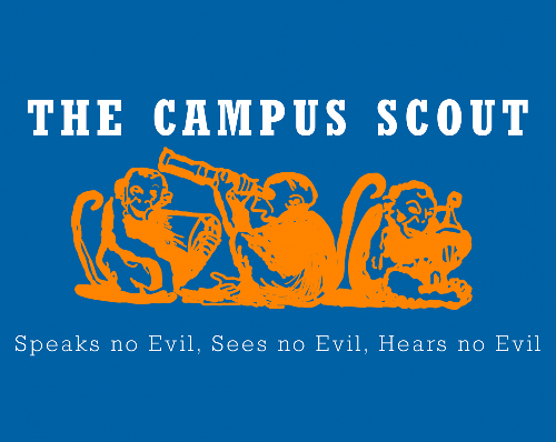Satire | Campus Scout | Scout's scoops unveil climactic, transformative year | The Daily Illini