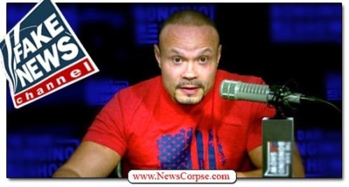 OH YES! FOX News Ranter Dan Bongino Gets Bumped From His Radio Show - Over Vaccine Mandate?