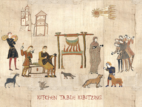 Kitchen Table Kibitzing 10/23/21: Home on the (vocal) range