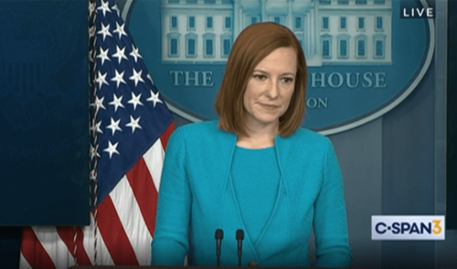 Tom Cotton wants to punish 'liberal' universities with a new tax act. Jen Psaki has questions