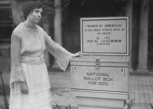 """Alice Paul – Radical Quaker Feminist & Political Strategist Follow-up to 5/6 diary """"Reflection."""""""