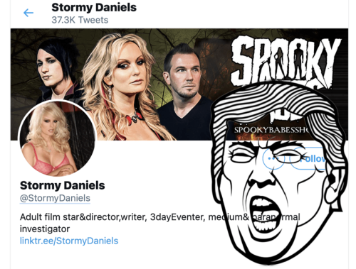 After FEC decision, Stormy Daniels takes on Trump while the DOJ is called on to take acton