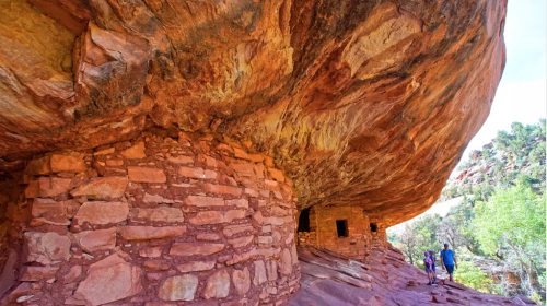 As expected, Haaland recommends restoring boundaries and eco-protections to three nat'l monuments