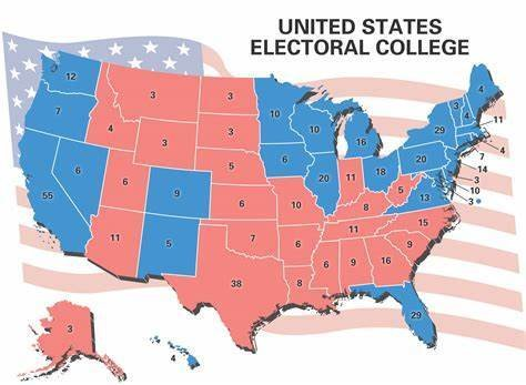 Brett Sablosky challenges the Electoral College in the DC District Court- with math