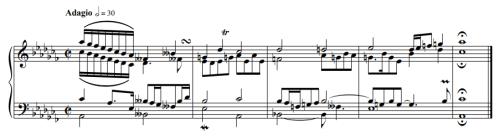 Music open thread: Music in A-flat minor