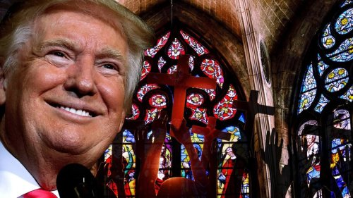 America's Authoritarian Leader Complex, White Supremacy, and Patriarchal Religion