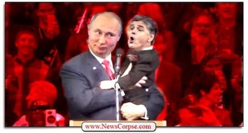 Sean Hannity Fumes Over Failures to Hold Putin Accountable - By Donald Trump!
