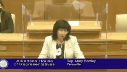 In amazing show of hypocrisy, Arkansas state rep. quotes Hebrew Bible to support trans bigotry