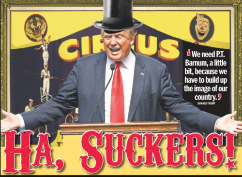 The Barnum Effect and the GOP: a peek inside the freak show...