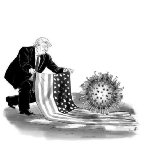 Pandemic exposed American Exceptionalism as a fraud, US unlikely to regain former world standing