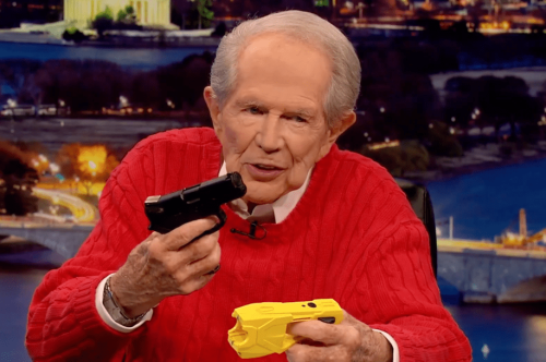 Even Pat Robertson—yes, Pat Robertson!—comes down on the side of police reform