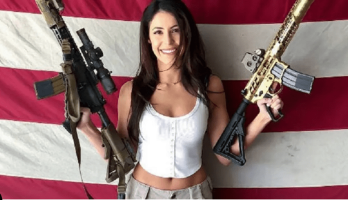 Trump/Gaetz Endorsed House Candidate For Florida 13 Claims Her GOP Opponents Are Trying to Kill Her.