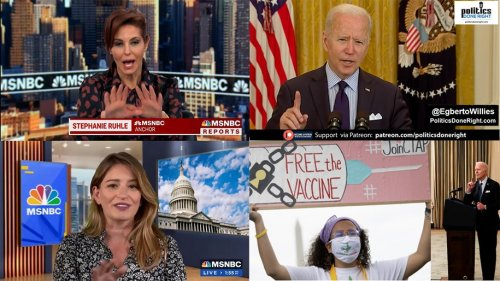 Ruhle: Want workers? Pay them. Biden out swinging on the jobs report. Tur slams US family leave.