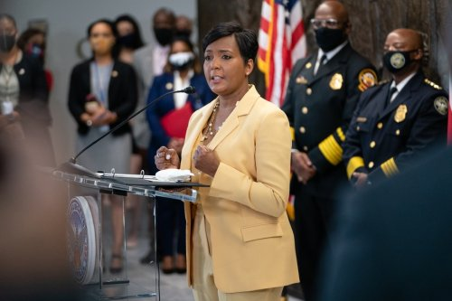 Morning Digest: Keisha Lance Bottoms shocks Atlanta with decision not to seek re-election as mayor