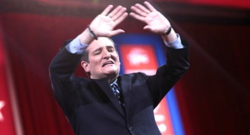 Ted Cruz Attacks Democrats for Holding a Hearing on the Racist 'Jim Crow' Laws that He Supports