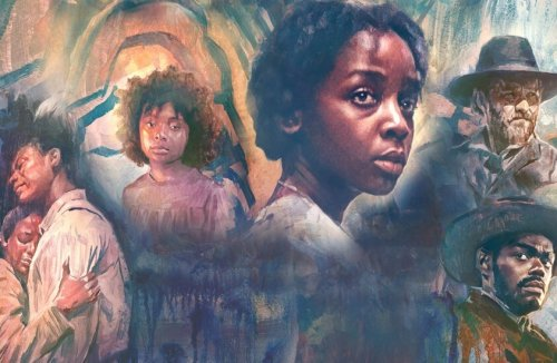 The Underground Railroad - the monumental TV Series released today on Amazon Prime