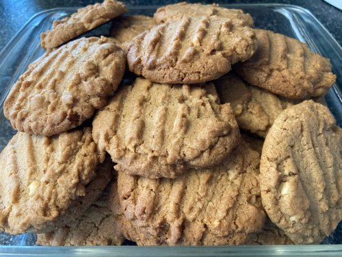 Peanut Butter Cookie Recipe for the Kos Index of Desserts
