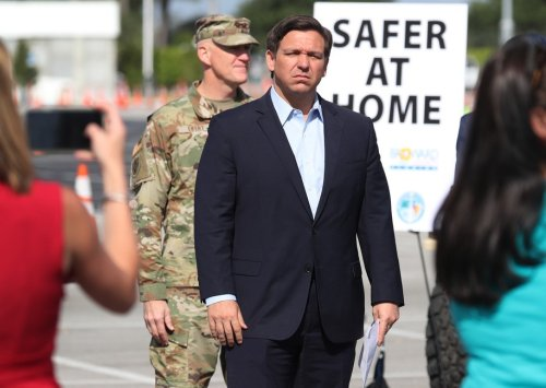 Florida Legislators and Desantis want to thin out Florida and something HAS to be done.