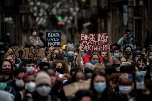 'Racism plays a role': New report says feds targeted Black Lives Matter protesters